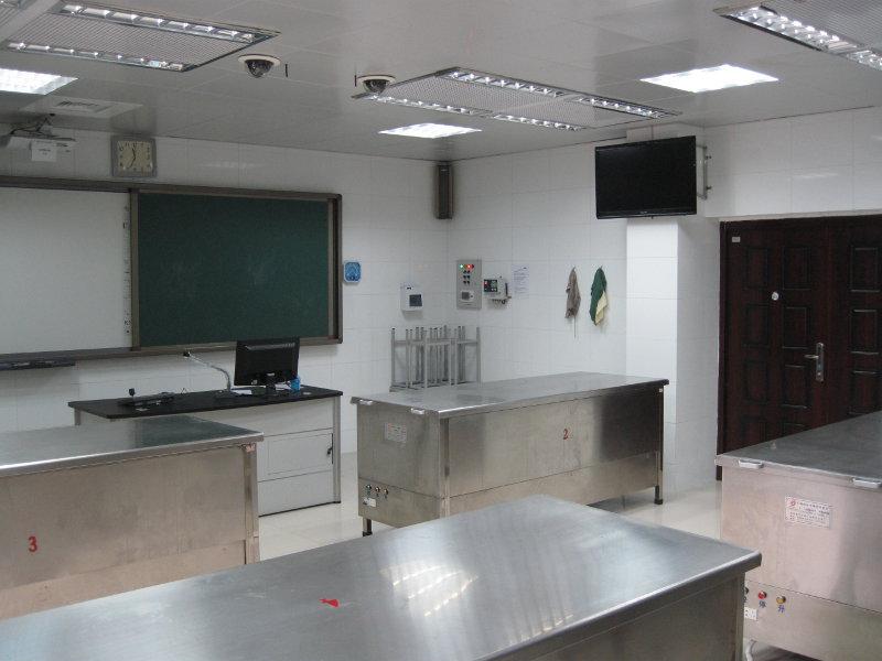 华中科技大学同济医学院空气净化解剖实验室