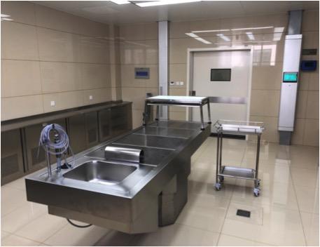 法安forenair法医解剖室空气处理系统